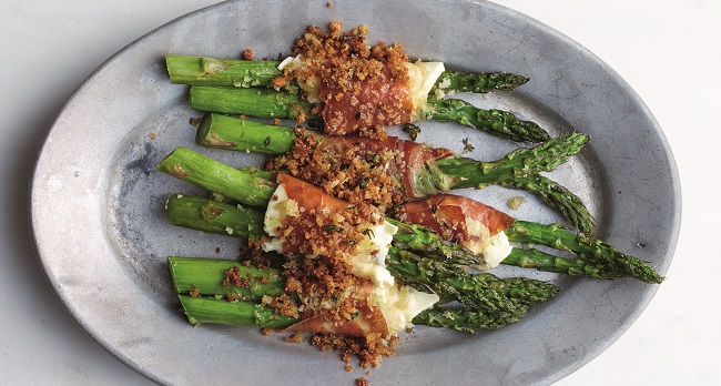 asparagus cigarillos recipe