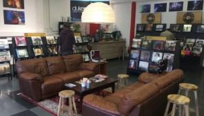 vinyl cafe cork