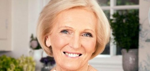 Mary Berry Feature