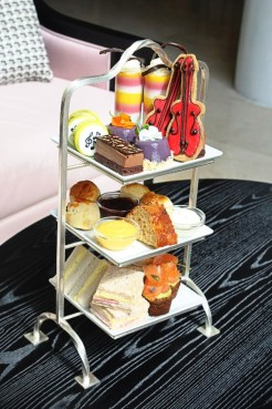 Musically Inspired Afternoon Tea