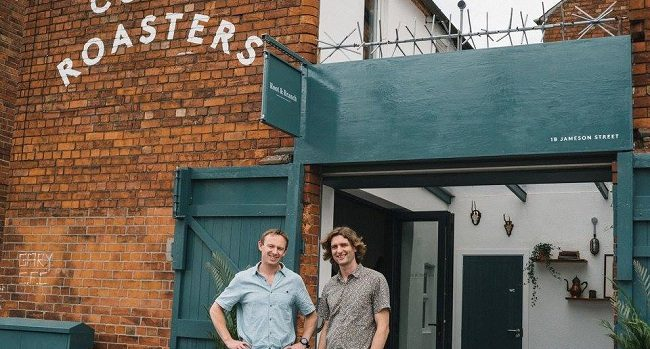 Root and Branch Coffee Roasters