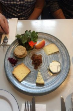 Starter - Cheese plate - Good Things