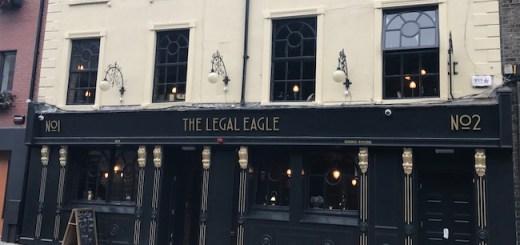 The Legal Eagle