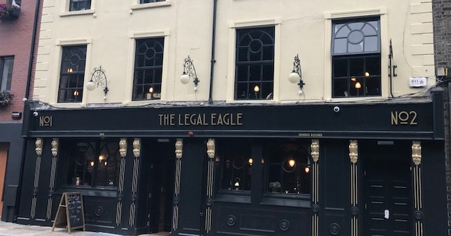 The Legal Eagle
