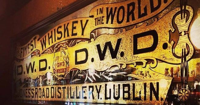 DWD Irish Whiskey