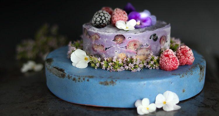 Frozen Blueberry Cheesecake Recipe 1