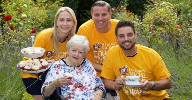 Irelands Biggest Coffee Morning Bewleys