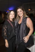 Pictured are Tess Doran and Debi Flynn at a special event celebrating 5 years at Marco Pierre White Courtyard Bar & Grill in Donnybrook. Picture Conor McCabe Photography.