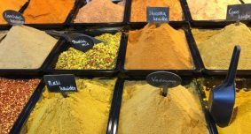 Markthal Spice Stall