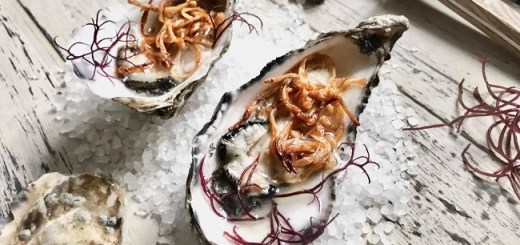 Oysters Recipe