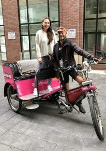 San Francisco Pedicab