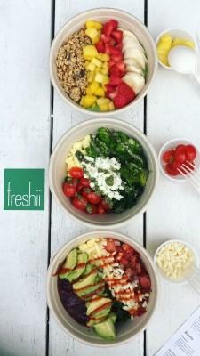 Freshii Healthy Food New Opening