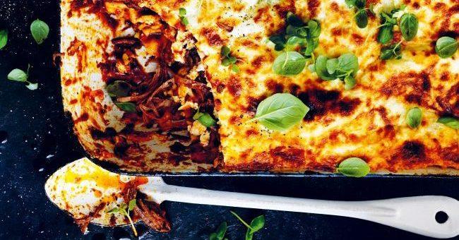 Donna Hay Beef Brisket Lasagne