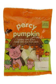 Pumpkin Percy €2.50