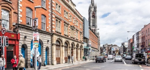 Thomas Street is Getting a Modern New Building that will Feature a Stylish Restaurant