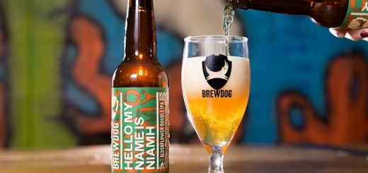 BrewDog Launches Limited Edition Craft Beer in Ireland and its Name is Niamh