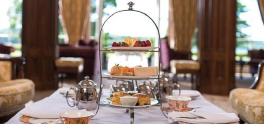 Lough Erne Afternoon Tea