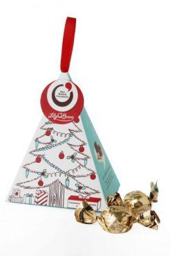 SALTED CARAMEL CHRISTMAS TREE €5.00