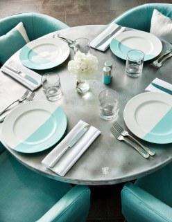 breakfast at tiffany's Tiffany & Co Cafe Blue Box Café
