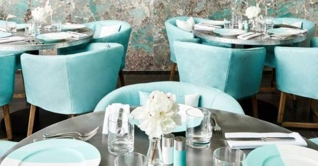 Tiffany & Co Cafe Blue Box Café