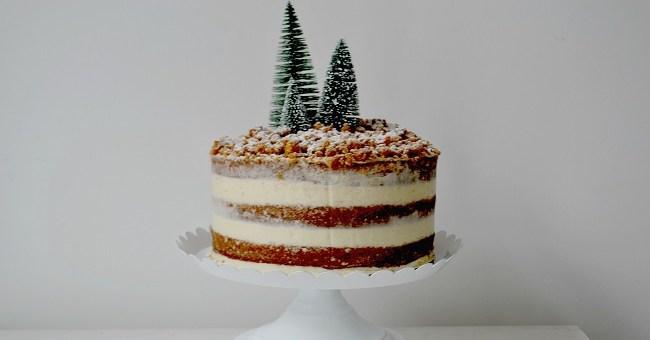 Ginger Bread Cake Recipe