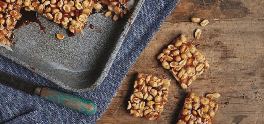 Peanut Toffee Bars Recipe