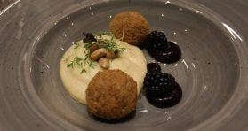 duck croquettes gibson first dates