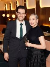 Scott White and Amanda Foley