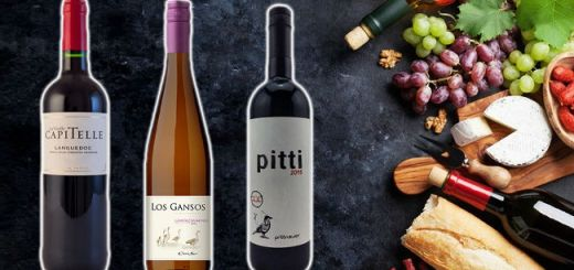 Three Wines for the Weekend to Transition from Winter Warmers into Spring Treats