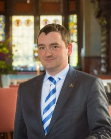 Brendan O'Connor - Resident Manager 2 Adare Manor