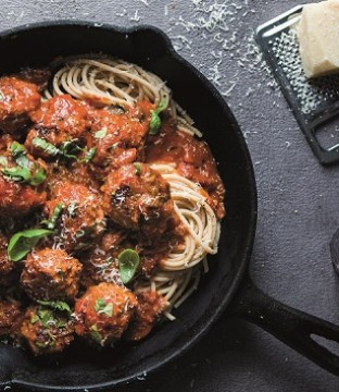 Easy Meatballs Recipe by Brian McDermott