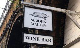London St John Maltby