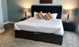 cork hotel bedroom