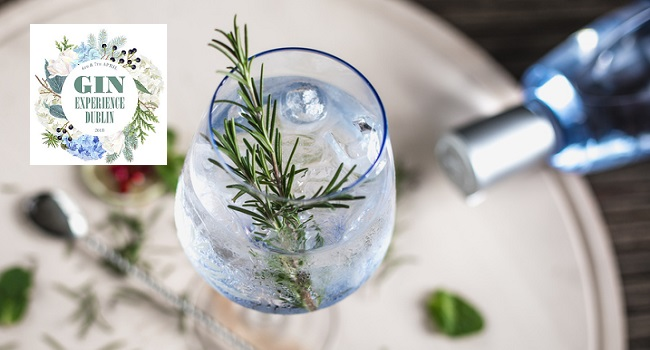 Gin Experience Dublin - Ireland's Largest Gin Event is Almost Here and Tickets Are Flying!