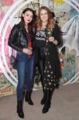 Jo archbold and Roisin Opictured at the launch of BACARDÍ Cuatro and Ocho, which were officially introduced in true prohibition style last night at an exclusive speakeasy event off Camden Street. Pic: Marc O'Sullivan