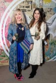 Roisin Lafferty and Becky Russell pictured at the launch of BACARDÍ Cuatro and Ocho, which were officially introduced in true prohibition style last night at an exclusive speakeasy event off Camden Street. Pic: Marc O'Sullivan