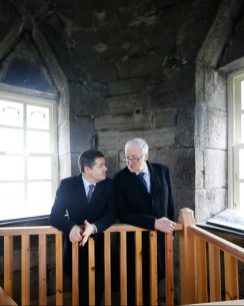 O' Connell Tower Reopening 0008