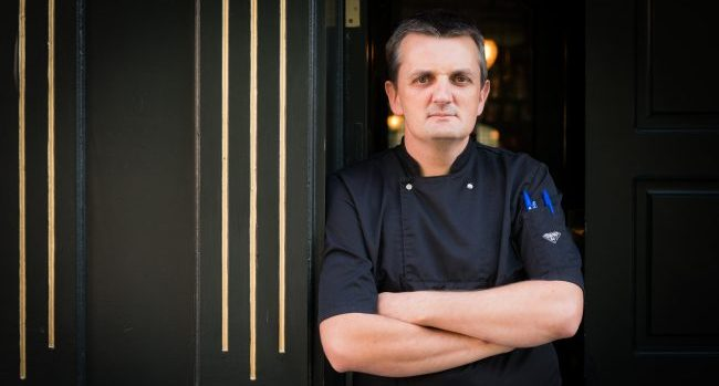 Chef Ian Connolly The Legal Eagle Interview