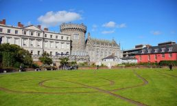 Dubh Linn Gardens Dublin Castle Dublin City