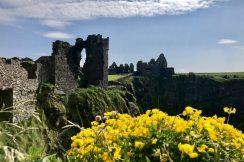Northern Ireland Dunluce Castle
