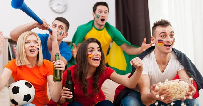 World Cup Drinks