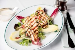 The Ivy Grilled Chicken Salad