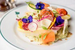 The Ivy Raw Market Salad