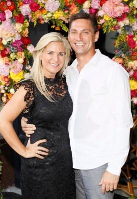 Bernice Moran and Rick de Neve at Balfes Summer Party-photo Kieran Harnett no repro fee