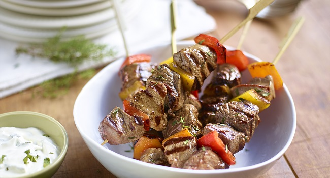 Lamb Kebabs Recipe