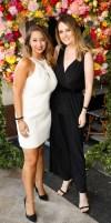 Narina Plunkett and Lorna Duffy at Balfes Summer Party-photo Kieran Harnett no repro fee