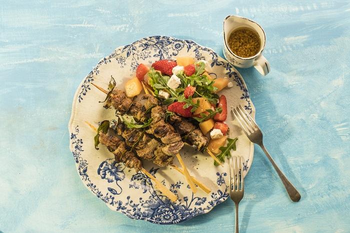 Lamb Skewers Recipe