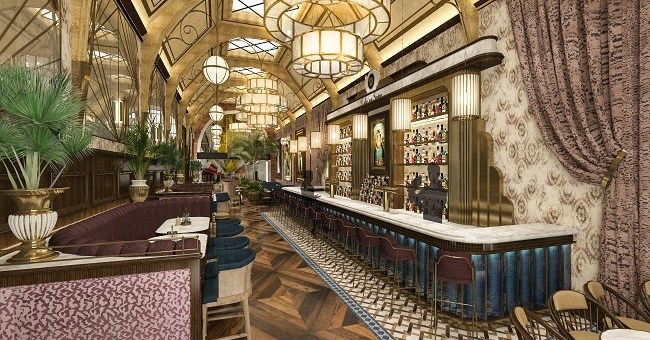 Iconic Dublin Bar