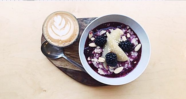 Almond Milk Porridge Recipe