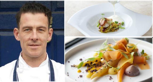 Chef Gavin McDonagh
